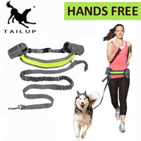 Hands Free Leash Leads Dog-Collar