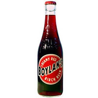 Boylan Creamy Red Birch Beer