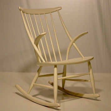 IW3 Rocking Chair Made in Denmark