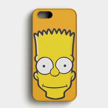 Bart Simpsons iPhone SE Case