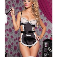 French Maid Fantasy Set - Spencer's