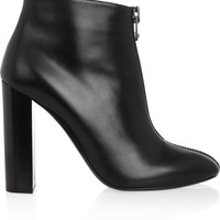 Tom Ford - Zipped leather ankle boots