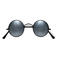 Round Mirror Sun Glasses on Sale for $4.99 at HippieShop.com