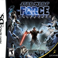 Star Wars The Force Unleashed - Nintendo DS (Very Good)