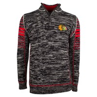 Chicago Blackhawks Precision Plated 7 Gauge Sweater