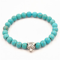 Awesome Gift New Arrival Shiny Stylish Great Deal Fashion Accessory Hot Sale Turquoise Bracelet [4970307652]