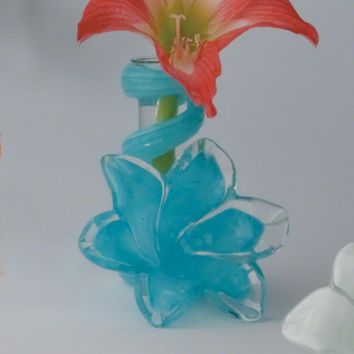 Floral Colorful Vases