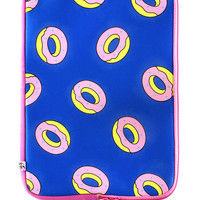 OF DONUT LAPTOP SLEEVE