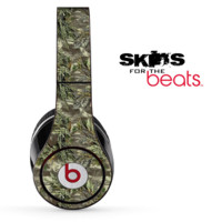 Real Woods Camouflage V4 Skin for the Beats by Dre Solo, Studio, Wireless, Pro or Mixr