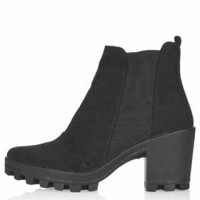 BOBBY Chelsea Boots - Black