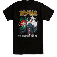 Disney The Little Mermaid Ursula Metal T-Shirt