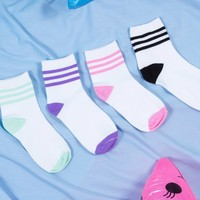 Striped Sporty Socks