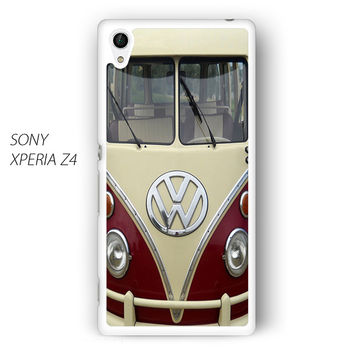 VW Volkswagen Bus for Sony Xperia Z1/Z2/Z3 phone case