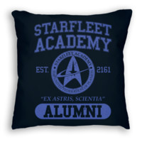 Star Trek Art Print Pillow Accessory