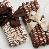 Gourmet Chocolate Covered Preztels
