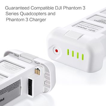 MaximalPower 4480mAh for DJI Phantom 3 SE Professional Advanced Standard LiPo Battery USA