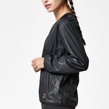 Puma Evo Embossed Crew Neck Sweatshirt at PacSun.com