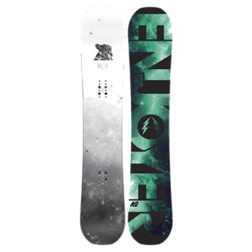 Wowpow Enjoyer | Women's Powder Snowboards | K2 Snowboarding 2014-15