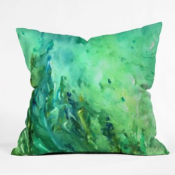 Rosie Brown Cool Off Throw Pillow