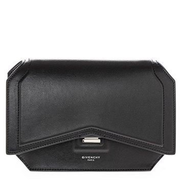 Givenchy Women's Bow-Cut Shoulder Bag Black
