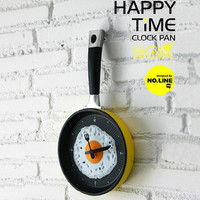 Hot Sale Creative Home Acrylic Flat Clock [6283330886]