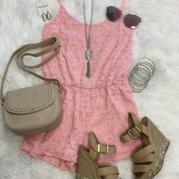 Keep it Easy Romper