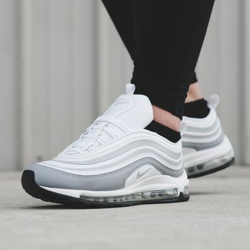 AUGUAU WMNS AIR MAX '97 UL '17 - WHITE / WOLF GREY