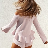 Orchid Yaz Top - Knitwear by Sabo Skirt