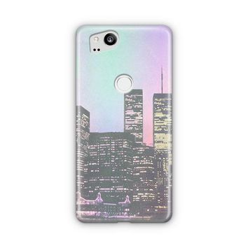 Vintage New York City Google Pixel 3 Case | Casefantasy