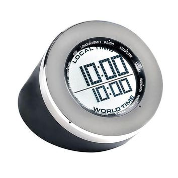 Seth Thomas World Time Multifunction Clock