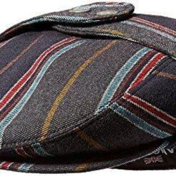 Kangol Men's Tweed Bugatti Cap