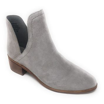 Coconuts by Matisse Pronto Grey Ankle Boots