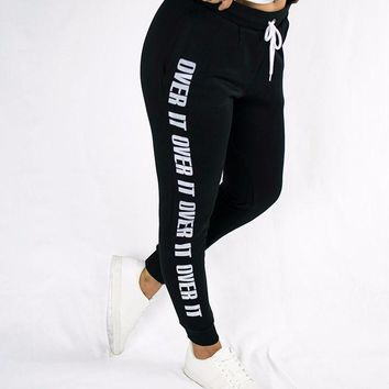 Over It Joggers