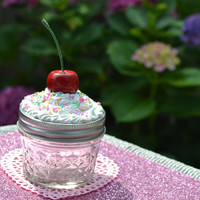 CupCake Stash Jars