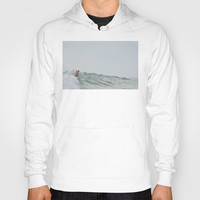 morning surf Hoody by RichCaspian