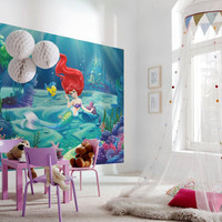 Photo Wall Mural Photography Wallpaper Disney Ariel - The Little Mermaid - Children's Art Wall Decals
