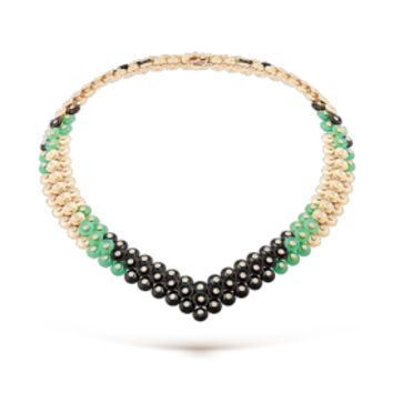 Bouton d'or necklace - VCARO7GH00- Van Cleef & Arpels