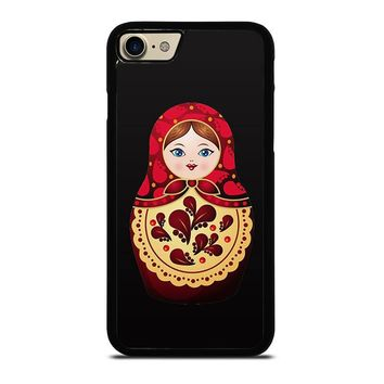 MATRYOSHKA RUSSIAN NESTING DOLLS iPhone 7 Case Cover