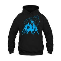 Fairy Tail - Fairy Tail Gang 3 -Unisex Hoodie  - SSID2016
