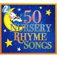 50 Nursery Rhyme Songs (2CD)