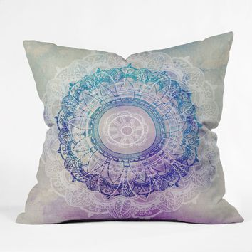 Free Me Outdoor Throw Pillow Rosebudstudio