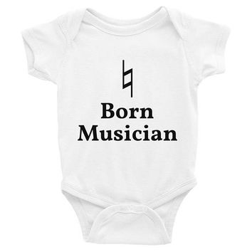 natural born musician, music baby clothes, music baby Onesuits, music baby Onesuits, music baby shirt, trendy baby clothes, baby shower gift,