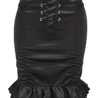 Alice Suspender Skirt [B]