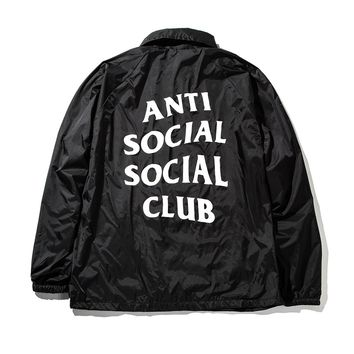 ANTI SOCIAL SOCIAL CLUB — Never gonna give you up