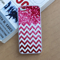 glitter iphone 5 case chevron iphone 4 case iphone 5c case best iphone 4s case iphone 5s case birthday gift idea designer iphone case S423