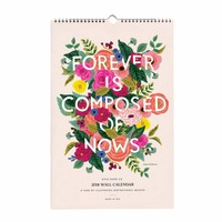 2018 Rifle Paper Co. Inspirational Quotes Calendar