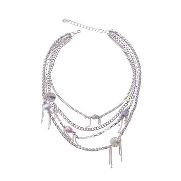 Giselle Short Layer Necklace