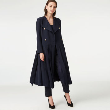 Woman | Coats and Trench Coats | Chavelle Trench Coat | Club Monaco