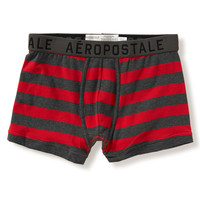 Aeropostale  Striped Knit Trunks