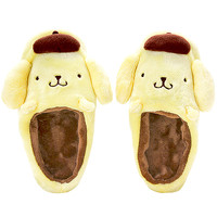 Buy Sanrio PomPomPurin Soft Plush Moulded Slippers with Hands at ARTBOX